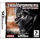 Transformers: The Game - Decepticons (DS)