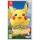 Pokémon: Let's Go, Pikachu! (Switch)