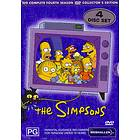 The Simpsons - Complete Season 4 (AU)