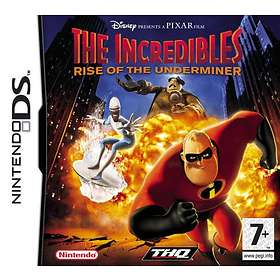 The Incredibles: Rise of the Underminer (DS)