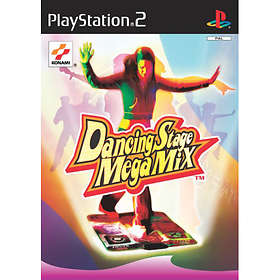 Dancing Stage: MegaMix (PS2)