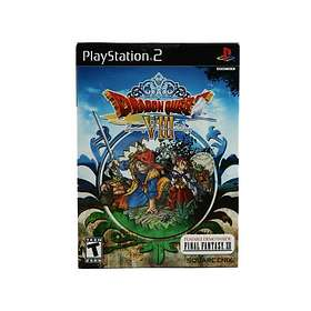 Dragon Quest VIII: The Journey of the Cursed King (USA) (PS2)