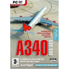 Flight Simulator 2004: A340-500/600 (Expansion) (PC)