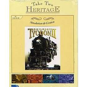 Railroad Tycoon II (PC)