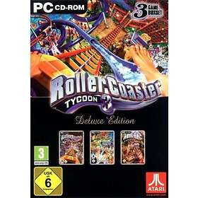 RollerCoaster Tycoon 3 - Deluxe Edition (PC)