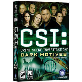 CSI: Dark Motives (PC)