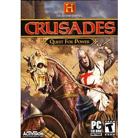 History Channel's Crusades: Quest for Power (PC)