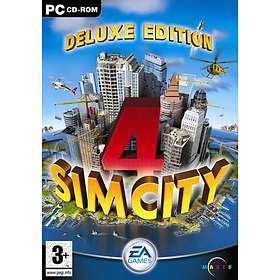 Sim City 4 - Deluxe Edition (PC)