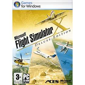Flight Simulator X - Deluxe Edition (PC)