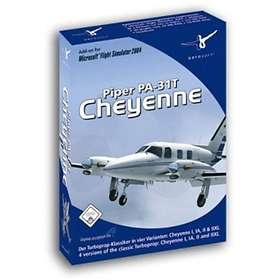Flight Simulator 2004: Piper Cheyenne (Expansion) (PC)