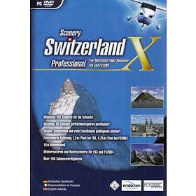 Flight Simulator 2004: Switzerland Scenery Professiona (Expansion) (PC)