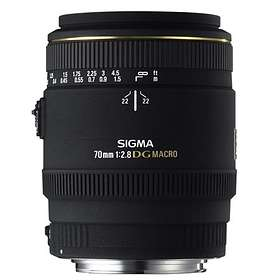 Sigma 70/2.8 EX DG Macro for Sony A