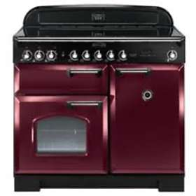 Rangemaster Classic Deluxe 100 Induction (Red)