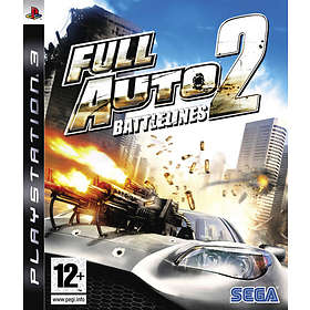 Full Auto 2: Battlelines (PS3)