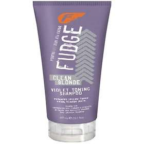 Fudge Clean Blonde Violet Toning Shampoo 50ml