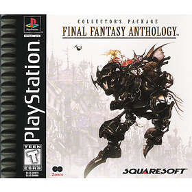 Final Fantasy Anthology (USA) (PS1)