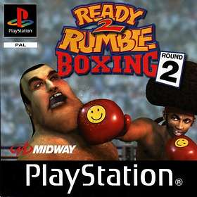 Ready 2 Rumble Boxing (PS1)