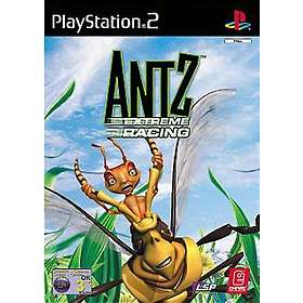 Antz: Extreme Racing (PS2)