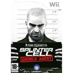 Tom Clancy's Splinter Cell: Double Agent (Wii)