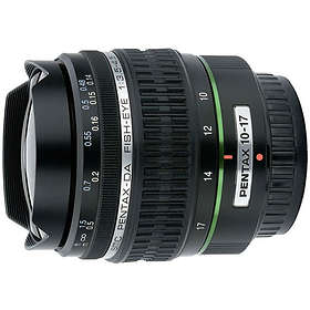 Tokina AT-X 10-17/3.5-4.5 DX Fisheye for Pentax