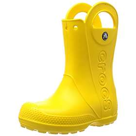 6f3735d7e51f8 Find the best price on Crocs Kids Handle It Rain Boot (Unisex ...