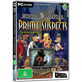 Mystery Case Files: Prime Suspects (PC)