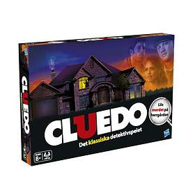 Cluedo: The Classic Mystery Game