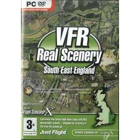 Flight Simulator X: VFR Real Scenery vol. 1 (Expansion) (PC)