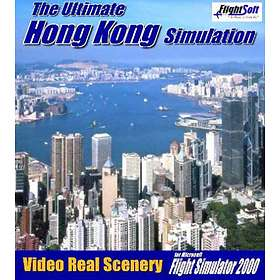 Flight Simulator 2002: The Ultimate Hong Kong Simulati (Expansion) (PC)