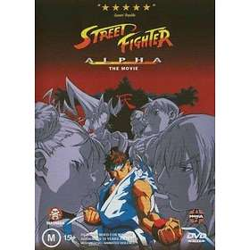Street Fighter Alpha- the Movie (AU)