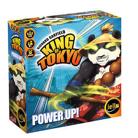 Iello King of Tokyo: Power Up! (exp.)