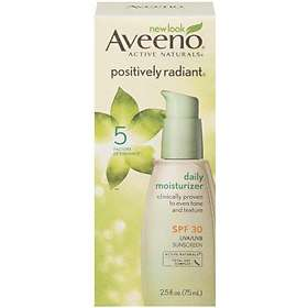 Aveeno Active Naturals Positively Radiant Daily Moisturizer SPF30 73ml