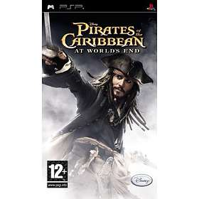 Pirates of the Caribbean: At World's End (PSP)