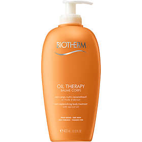 Biotherm Oil Therapy Nutri Replenishing Treatment Body Lotion 400ml