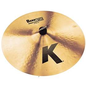 Zildjian K Dark Medium Thin Crash 18""