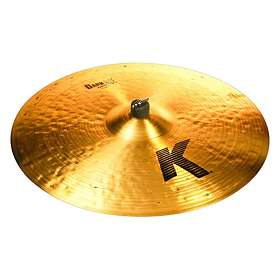 Zildjian K Dark Medium Ride 22""