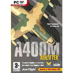 Flight Simulator 2004: A400M Airlifter (Expansion) (PC)