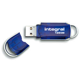 Integral USB Courier 128GB