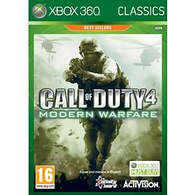 Call of Duty 4: Modern Warfare (Xbox 360)