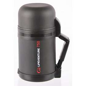Lifeventure TiV Wide Mouth Vacuum Flask 0.75L