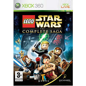 Lego Star Wars: The Complete Saga (Xbox 360)
