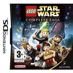 Lego Star Wars: The Complete Saga (DS)