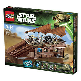 Find The Best Price On Lego Star Wars 9516 Jabbas Palace Compare
