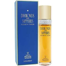Elizabeth Taylor Diamonds & Saphires edt 100ml