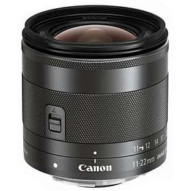 Canon EF-M 11-22/4.0-5.6 IS STM
