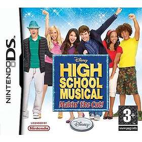 High School Musical: Makin' the Cut (DS)