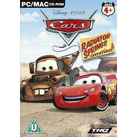 Cars: Radiator Springs Adventures (PC)