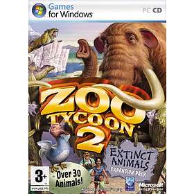 Zoo Tycoon 2: Extinct Animals (Expansion) (PC)