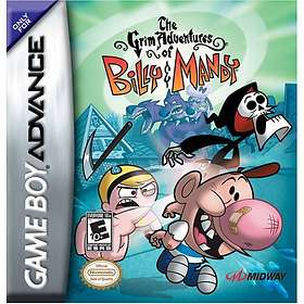 The Grim Adventures of Billy & Mandy (GBA)