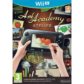 Art Academy: Home Studio (Wii U)